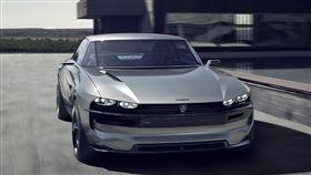 Peugeot e-Legend Concept。(圖/翻攝Peugeot網站)