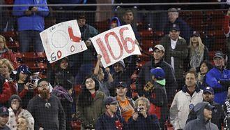紅襪106勝破紀錄 勝差60.5場