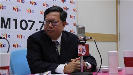 鄭文燦 圖/Hit Fm《蔻蔻早餐》製作單位提供