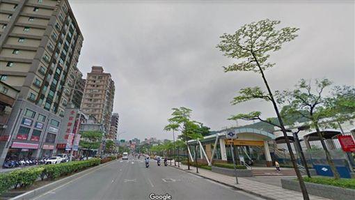 捷運迴龍站。(圖/翻攝自GoogleMap)