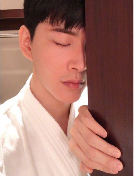 《如懿傳》飾演太監「李玉」的黃宥明。(翻攝微博)