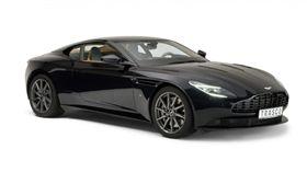Aston Martin DB11防彈版(圖/翻攝網路)
