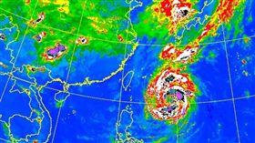 「潭美」颱風路徑詭異 氣象局