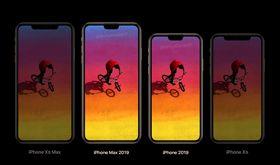 蘋果,iPhone,愛瘋,iPhone XS,2019,Ben Geskin 圖/翻攝自推特