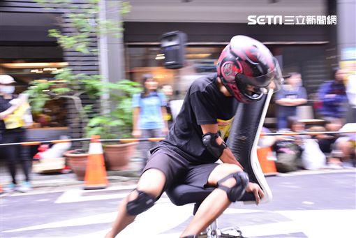 辦公椅競速賽,台北市文昌家具街發展促進會,文昌家具街,文昌商圈,家具街