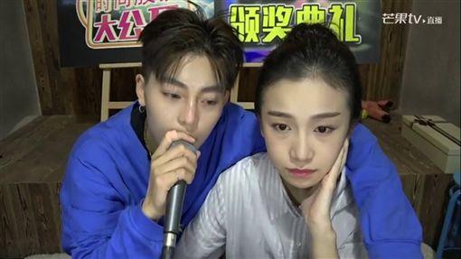 姜梓新、周晨晞、陳冠希(翻攝自微博、陳冠希IG)
