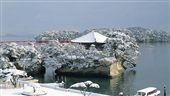 日本藏王樹冰找雪怪 溫泉飯店泡湯樂