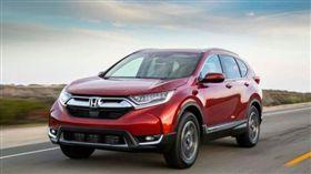 Honda CR-V Hybrid(圖/翻攝網路)