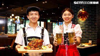 感受慕尼黑啤酒節 免飛德國也能暢快