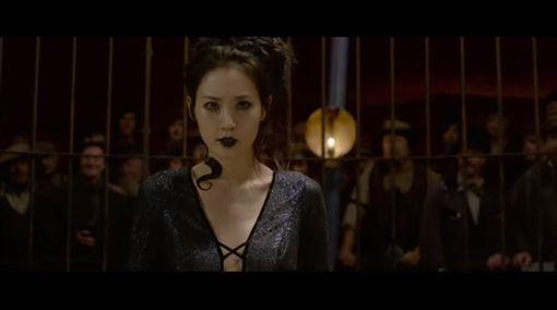 怪獸與葛林戴華德的罪行/翻攝自華納兄弟台灣粉絲俱樂部YouTube