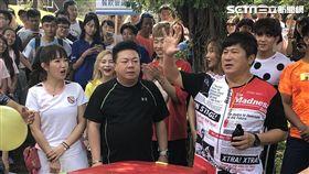 董至成返台錄《綜藝大集合》/民視提供