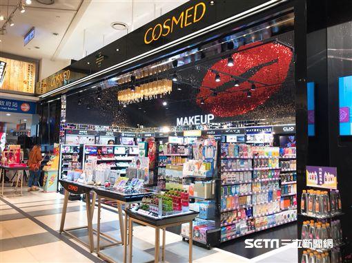 康是美,藥妝店,消費。(圖/記者馮珮汶攝)