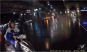 闖紅燈,三寶,違規,海豚音,大媽 圖/翻攝自臉書《爆料公社》