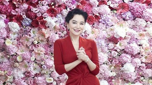 林青霞/翻攝自微博