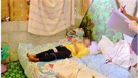 泰國,睡覺,暴斃,寡婦鬼,傳說(圖/翻攝自泰國世界日報)