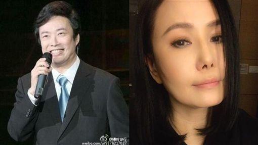 江蕙,費玉清(圖/微博、臉書)