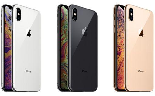 蘋果,iPhone,愛瘋,iPhone XS,iPhone XS MAX圖/翻攝蘋果官網