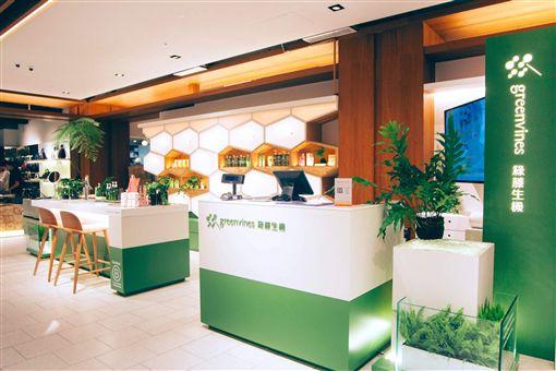 三度蟬聯「對世界最好」!綠藤生機進駐誠品生活南西店