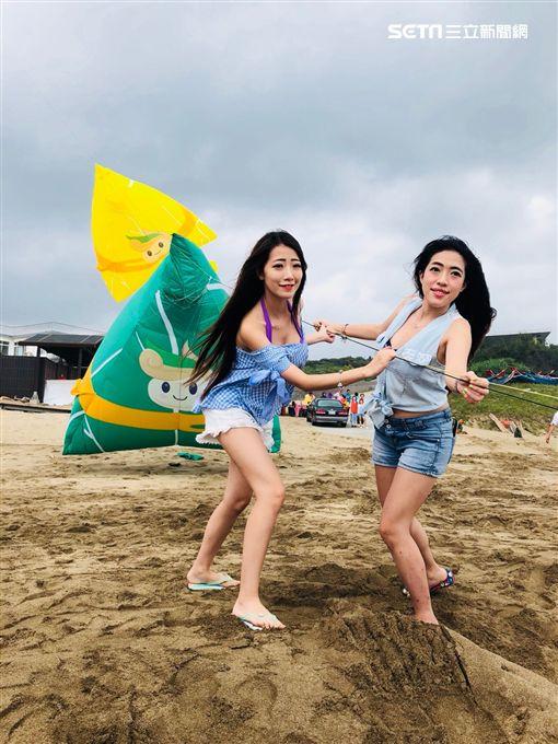 新北市,北海岸國際風箏節,石門,白沙灣,石門粽,風箏