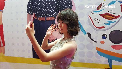 日本女高中生直播主YUA 圖/記者李依純攝影