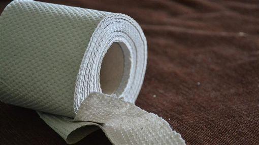 衛生紙,廁所,/翻攝自Pixabay