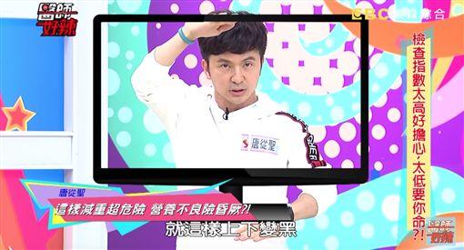 王以路、唐從聖上醫師好辣 圖/翻攝自YouTube