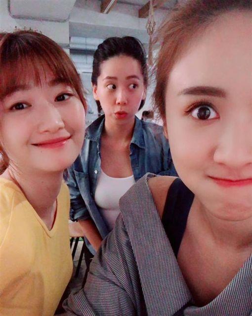 吳姍儒Sandy,Vivian,Olivia/翻攝自臉書 ID-1562987