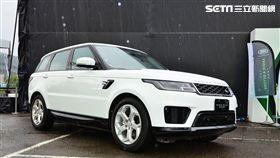 New Range Rover Sport。(圖/鍾釗榛攝影)