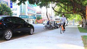 綠色交通網串聯景點 提供休憩新選擇