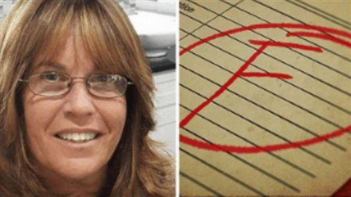 美國,打分數,0分,Diane Tirado,開除/臉書