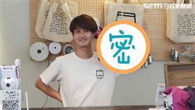 日本直播主米重晃希賣內褲 圖/記者李依純攝影