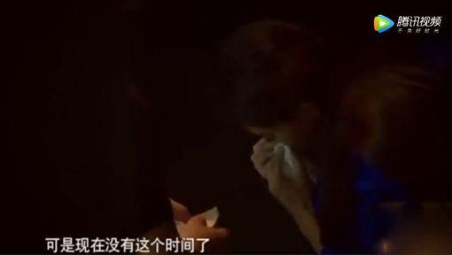 我就是演員,孫茜,張小斐/翻攝自騰訊視頻