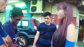 台北,松山,毒品危害防制條例,女裝。翻攝畫面