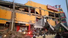 印尼蘇拉威西島規模7.7強震