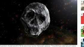 NASA:「死亡彗星」於萬聖節後掠過地球(圖/NAIC-Arecibo)