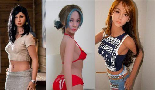 妓院,性工作,性愛娃娃,機器人,休士頓 圖/翻攝自KinkySdollS官網