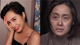 46歲朱茵。(翻攝微博)