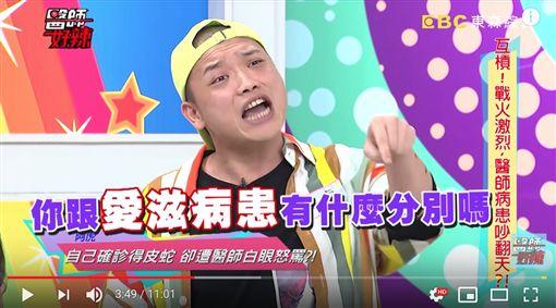 阿虎上醫師好辣 圖/翻攝自YouTube