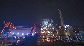 中國火力發電廠