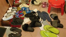 惡鄰居,鞋子,走道,管理員,/翻攝自爆怨公社