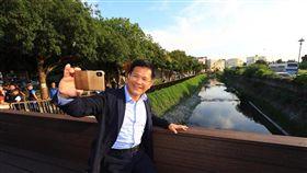 林佳龍,台中花博,石虎,后里,豐原,外埔 圖/翻攝自林佳龍臉書