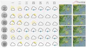 天氣,康芮颱風,康芮,颱風,台灣颱風論壇|天氣特急