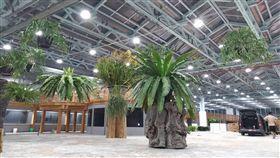 台中花博打造植物方舟 巨蘭將參展