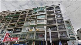 婦人陳屍在五常街住處(翻攝Google Map)