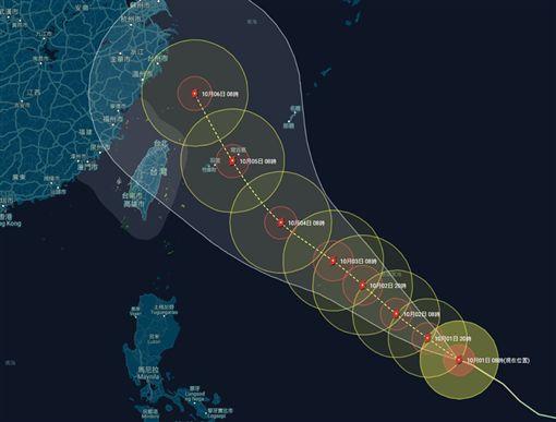 康芮,颱風,康芮颱風,台灣颱風論壇|天氣特急,觀氣象看天氣