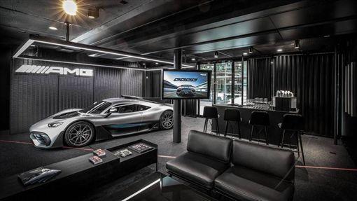 Mercedes-AMG One(圖/翻攝網路)