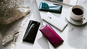 Xperia XZ3 Sony Mobile提供