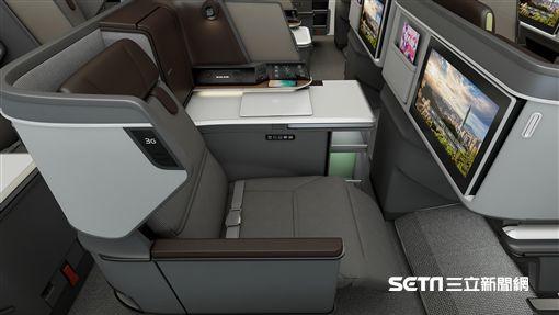 長榮,波音787-9,夢幻客機,華璽桂冠艙,/長榮提供