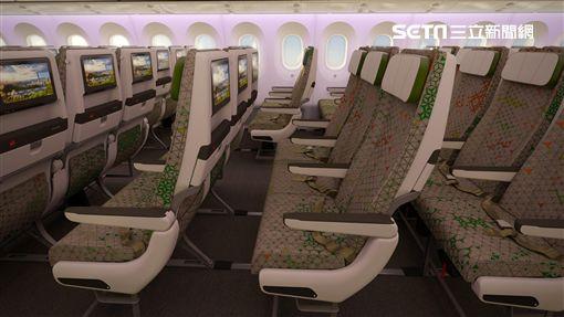 長榮,波音787-9,夢幻客機,經濟艙,/長榮提供