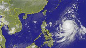 「康芮」颱風 氣象局